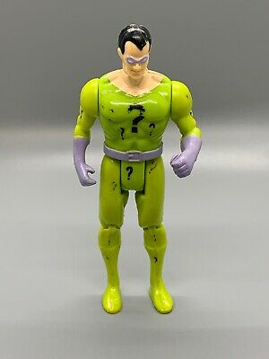 The Riddler - DC Super Powers - Vintage Action Figure - 1989 - Kenner /DC Comics