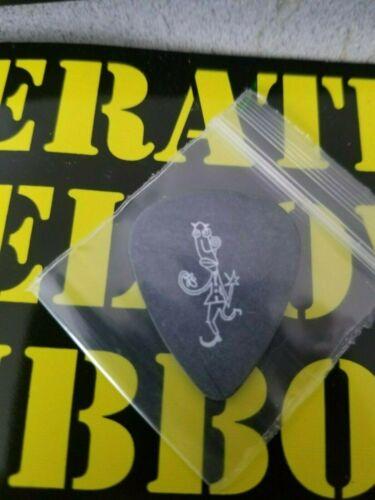 "Pearl Jam Jeff Ament ""Mr Point"" guitar pick. RARE!!"
