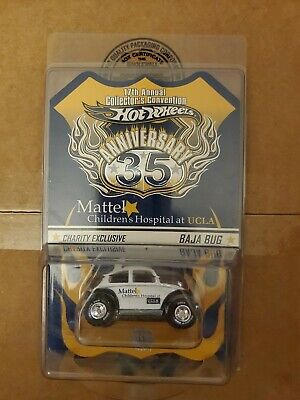 HOT WHEELS 17th Annual Collectors Convention 35th Anniv. VW Bug (NEW)