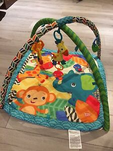 Baby play mat by Bright Starts