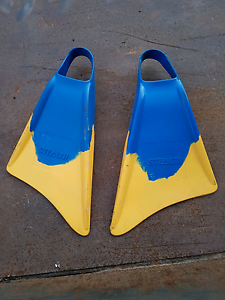 Stealth Bodyboarding Fins Large Cloverdale Belmont Area Preview