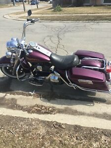 1997 Harley road king