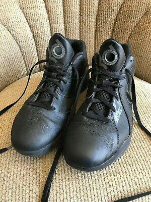 b503e905663c54 2011 Nike KD III Blackout Black/Drk Gray 417279-002 Mens Size 10 (