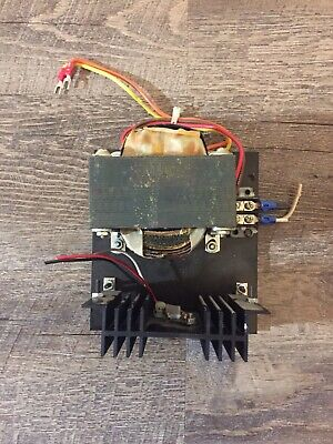 Gamewell Fci Transformer With Rectifier For The Fc-72.. Discontinued