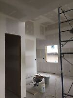 Pro  painter and drywall finisher available for renos or repairs