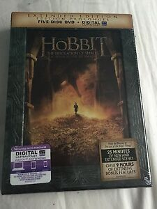 The Hobbit Movie Set (never opened)