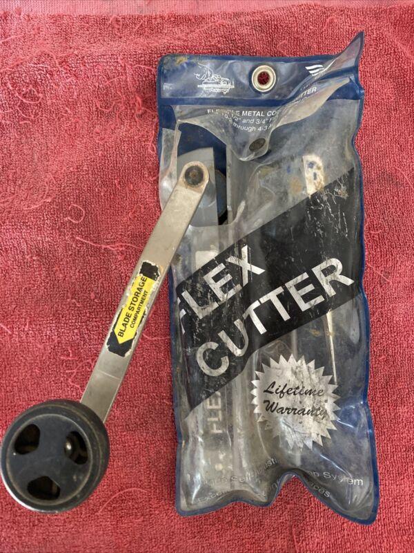 """AFC Cable Flex Cutter Part Number 8082 1/2"""" & 3/4"""" Flex Also MC Cable"""