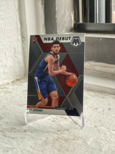 2019-20 PANINI MOSAIC PHOENIX SUNS TY JEROME NBA DEBUT RC ROOKIE CARD NO. 273