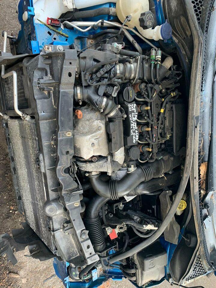 Ersatzteile Peugeot 207 BJ 2007 Turbodiesel DV6TED4 FAP blau in Schwabmünchen