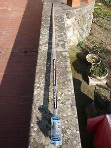 HF antenna canna da pesca ALU (12 MT) ROD ALU ANTENNA - Italia - HF antenna canna da pesca ALU (12 MT) ROD ALU ANTENNA - Italia