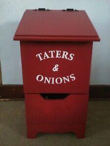 potato and onion bin