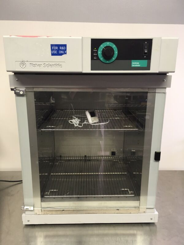 Fisher Scientific 537D Isotemp Incubator 120VAC 20-80C Pre-owned and Tested