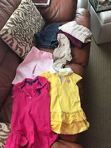 Girls lot of clothing 2,years old