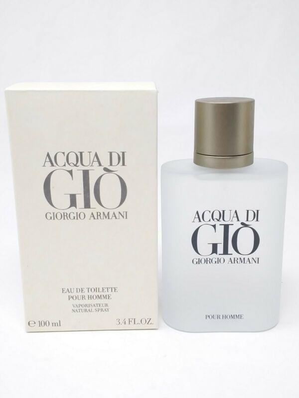 Aqua Acqua Di Gio Eau de Toilette EDT 3.3 / 3.4 by Giorgio Armani Men NIB SEALED