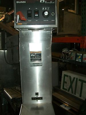 Bunn Commercial Automatic Coffee Maker Hot Water Tap115v900 Items On E Bay