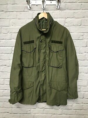Vintage M-65 US Army field jacket Travis Bickles Robert De Niro Taxi Driver for sale  Shipping to Ireland