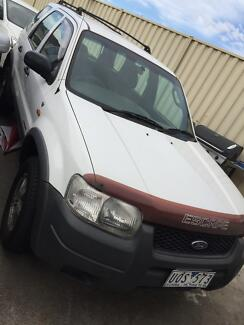 2001 Ford Escape XLS Maidstone Maribyrnong Area Preview