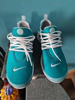 Nike Air Presto Teal - size 9
