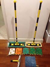 Enjo mop, gloves, window cleaner, cloth from $20 Stirling Stirling Area Preview