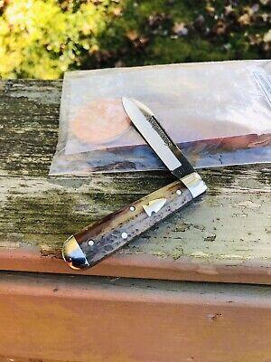 Northwoods Knives harrison Jack Kudu Bone