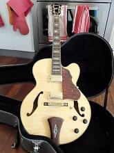 Ibanez Artcore AF125NT Hollow Body Jazz Guitar Woodlands Stirling Area Preview
