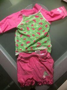 Girls 12 - 18 months swim suit