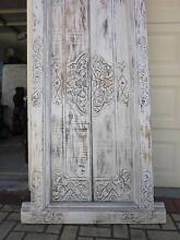BALINESE CARVED WOODEN DOOR, BRAND NEW Greenslopes Brisbane South West Preview