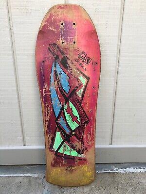 Vintage G&S Neil Blender Skateboard Deck