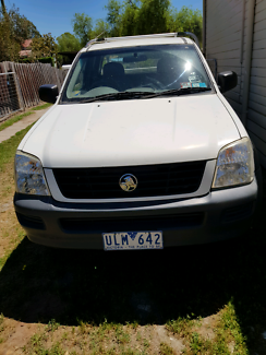 2006 Holden rodeo  Bruthen East Gippsland Preview