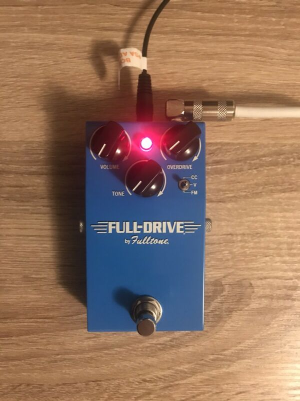 Open Box Fulltone Full-Drive Overdrive Pedal