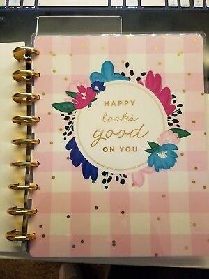The Happy Planner Girl 2019 Socialite Classic Planner - Pink Stripe