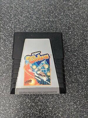 Super Cobra Atari 2600 VCS Game Cartridge
