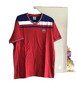 England T Shirt Admiral Size XL Hardly Worn