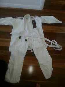 Warrior Kimono Jiu-Jitsu Gi Size A-3 Salter Point South Perth Area Preview