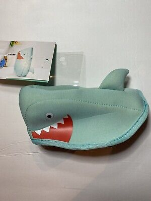 Blue Shark Bath Tub Faucet Cover for Kids from Target NEW WITH TAGS