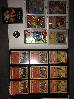 Pokémon Collection, EX,GX,V,Vmax, Vintage, Champions Path, Fire Red Lead Green.