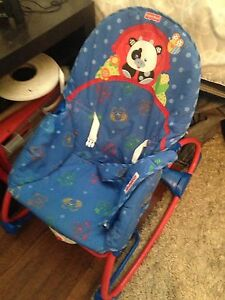 Fisher price calming vibrations chair