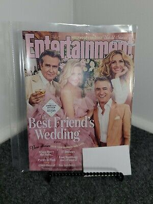 ENTERTAINMENT WEEKLY FEBRUARY 15/22, 2019 MY BEST FRIEND'S WEDDING NEW