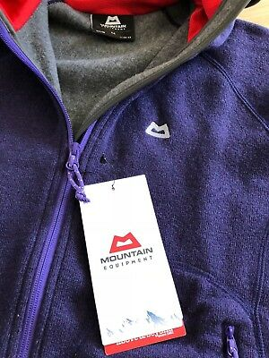 Mountain Equipment Chamonix Hooded Jacket Womens - Gr. UK 14 - *NEU*