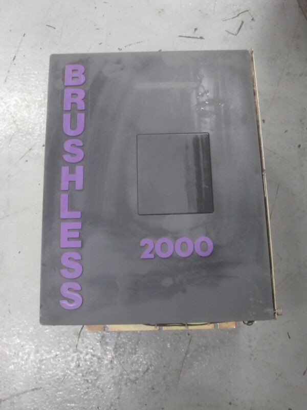 POWERTEC BRUSHLESS 2000 DRIVE  C0202.S4CH099