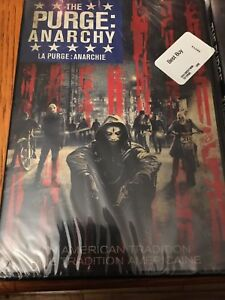 The Purge 2-3 DVD new in wrap