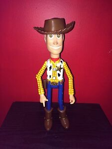 Toy Story 2 Talking Woody Figure