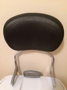 HD Touring Detachable Backrests