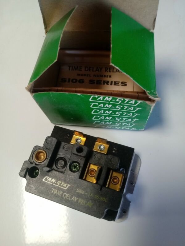 Time Delay Relay S106-1A-55-60C