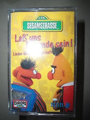 XXXX Sesamstrasse , Laß`uns Freunde sein