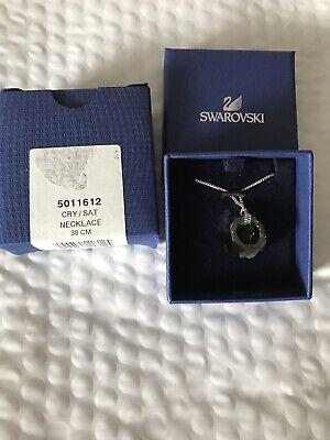 Swarovski Crystal Necklace Brand New In Box 38 cm