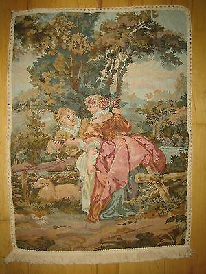 Classic Collection Teppich (Wandbehang Wandteppich BUGOR Classic Collection 50 x 70 cm)