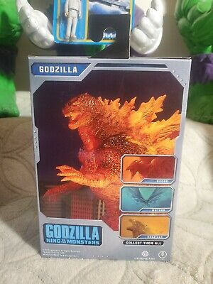 """NECA Burning Godzilla 2019 King Of Monster 6"""" Action Figure Target Exclusive New"""