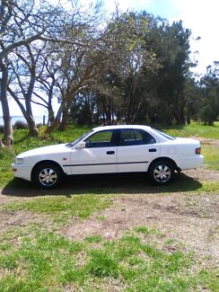 '95 Toyota Camry may 2016 record Swansea Lake Macquarie Area Preview