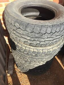 """33"""" all terrain tyres 305/65R17 Yass Yass Valley Preview"""